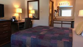 湖畔套房酒店 - 安克雷奇 - 睡房