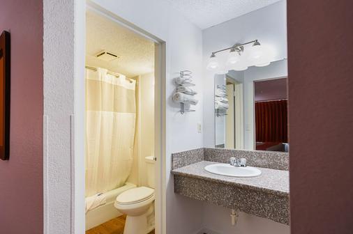 战地旅馆 - 维克斯堡 - 浴室