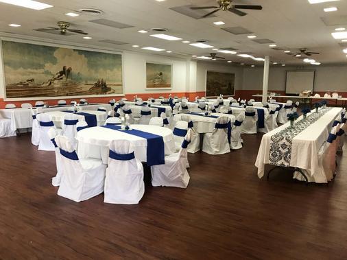 战地旅馆 - 维克斯堡 - 宴会厅