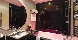 坎贝拉酒店 - 戛纳 - 浴室