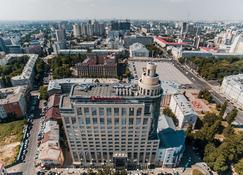 沃罗涅日市中心温德姆华美达广场酒店 - 沃罗涅什 - 户外景观