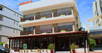 圣马尔丁酒店 - 埃斯特角城 - 建筑