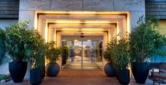 斯图加特机场展览中心温德姆酒店 - 斯图加特 - 建筑