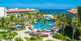 格兰法鲁洛斯卡沃斯巴塞罗酒店&度假村 - 卡波圣卢卡 - 游泳池