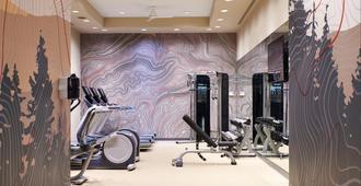 瑞尔普雷斯金普敦酒店 - 波特兰 - 健身房