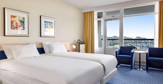 海牙nh亚特兰大酒店 - 海牙 - 睡房