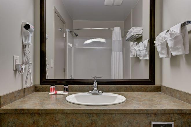 骑士酒店-坎卢普斯 - 坎卢普斯 - 浴室