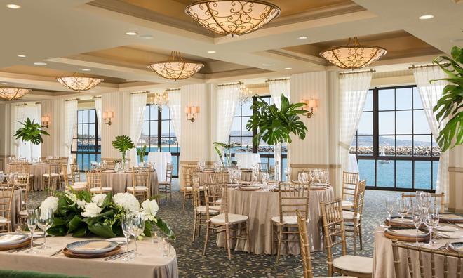 菲诺港滨海酒店-贵族之家 - 雷东多海滩 - 宴会厅