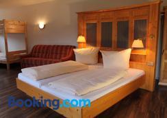 B&B森林积极行动酒店 - Titisee-Neustadt - 睡房