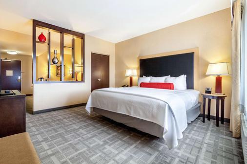 匹兹堡-市中心坎布里亚酒店 - 匹兹堡 - 睡房
