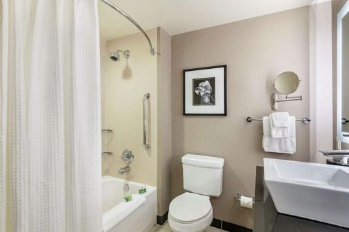 匹兹堡-市中心坎布里亚酒店 - 匹兹堡 - 浴室