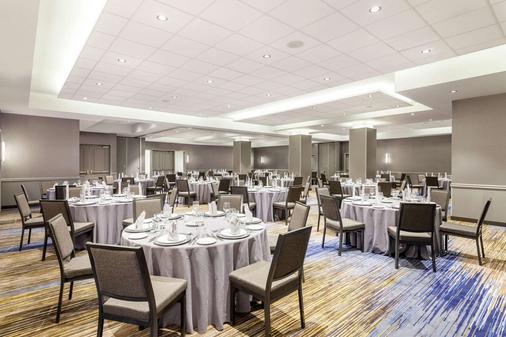 匹兹堡-市中心坎布里亚酒店 - 匹兹堡 - 宴会厅