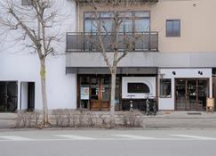 奥乌卡旅馆 - 高山 - 建筑