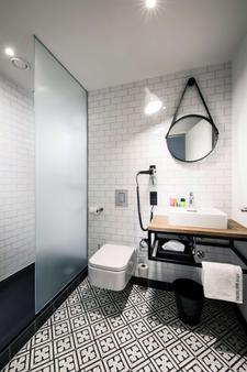 布伦瑞克贝尔特大酒店 - 布伦瑞克 - 浴室