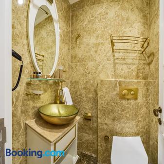 阿佩客酒店 - 伊斯坦布尔 - 浴室