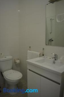 阿威尼达布拉格斯商业酒店 - 布拉加 - 浴室