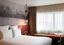 铂尔曼利物浦酒店 - 利物浦 - 睡房