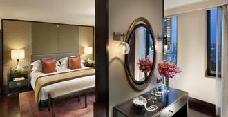 雅加达文华东方酒店 - 雅加达 - 睡房