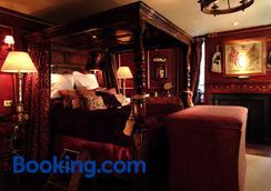 爱丁堡魔力城堡酒店 - 爱丁堡 - 睡房