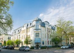 德黑蒙拉特贝斯特韦斯特酒店 - 马格德堡 - 建筑