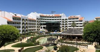 奥恩大马尔公寓式酒店 - 阿尔布费拉 - 建筑