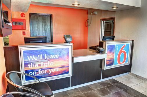 新奥尔良6号汽车旅馆 - 斯莱德尔 - 斯莱德尔 - 柜台