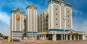 弗吉尼亚海滩海滨速8酒店 - 弗吉尼亚海滩 - 建筑