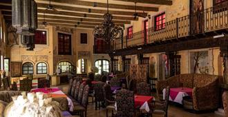 热带旅馆 - 卡波圣卢卡 - 餐馆
