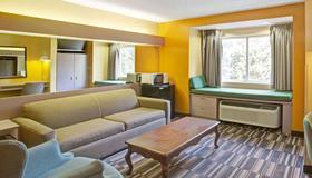 温加特林堡麦克特套房酒店 - 加特林堡 - 客厅