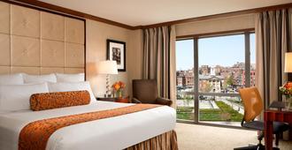 波士顿千禧酒店 - 波士顿 - 睡房