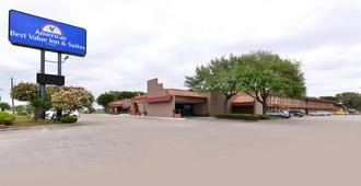 维多利亚美洲最佳价值套房酒店 - 维多利亚(德克萨斯州)