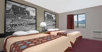 陶斯速8酒店 - 陶斯 - 睡房