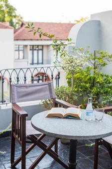 温斯顿酒店 - 约翰内斯堡 - 阳台