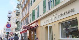 尼斯枫丹酒店 - 尼斯 - 建筑