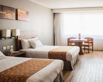 米拉格酒店 - 克雷塔罗 - 睡房