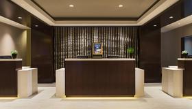 卡尔加里万豪城市中心酒店 - 卡尔加里 - 柜台