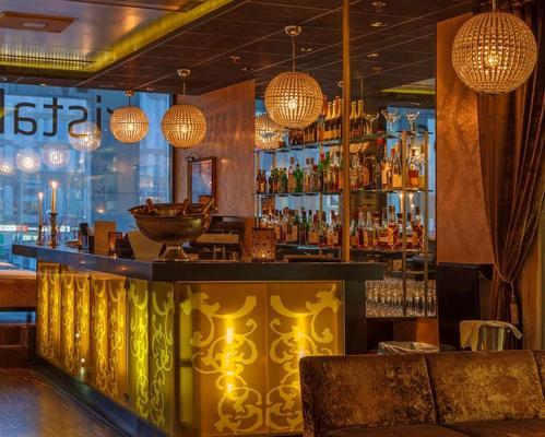 G第一酒店 - 哥德堡 - 酒吧