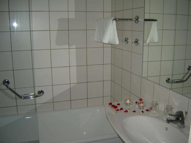 G第一酒店 - 哥德堡 - 浴室