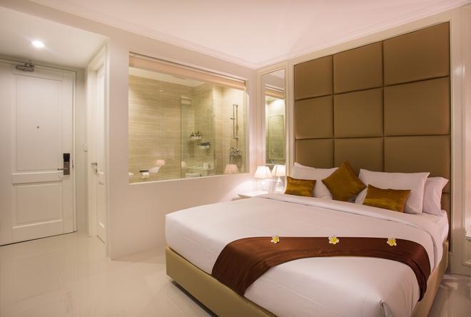 水明漾阿马尔菲酒店 - 登巴萨 - 睡房