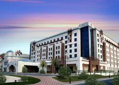 瑞汉希里罗塔纳酒店 - 艾恩 - 建筑