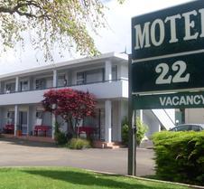 惠灵顿22号汽车旅馆