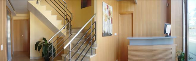 阿康托酒店 - 布尔戈斯 - 楼梯