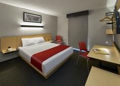 杜兰戈城市快捷酒店 - 杜兰戈 - 睡房