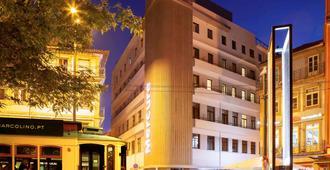 波尔图市中心美居酒店 - 波尔图 - 建筑