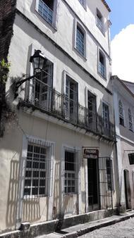 特拉诺莎旅馆 - 萨尔瓦多 - 建筑