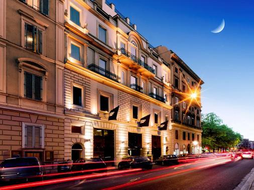 罗马里昂宫酒店 - 罗马 - 建筑