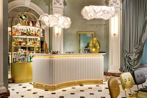 罗马里昂宫酒店 - 罗马 - 酒吧