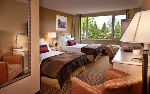 西塔海岸门户酒店 - 锡塔克 - 睡房