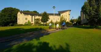 肯特大学贝克特法院青年旅馆 - 坎特伯雷 - 建筑