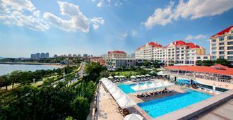 青岛海景花园大酒店 - 青岛 - 游泳池